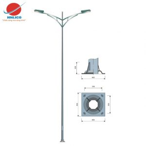 Cột đèn cao áp HN03-K