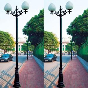 Cột Đèn trang trí sân vườn DC01