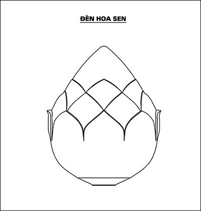 den_cau_hoa_sen