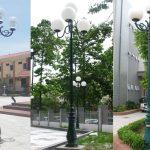 Chọn mua đèn sân vườn tốt ở đâu? – Đèn Sân Vườn Cầu PMMA, Đèn Cầu PE
