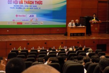 Cơ hội và thách thức ngành chiếu sáng Việt Nam trước hội nhập Quốc tế