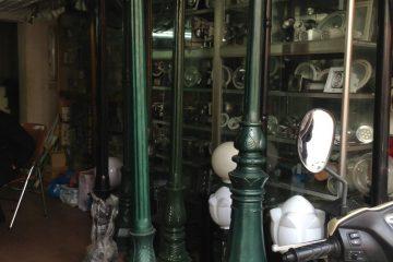 Yêu cầu kỹ thuật cột đèn chiếu sáng