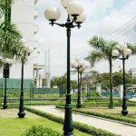 Những đặc điểm nổi bật của cột đèn trang trí sân vườn BANIAN