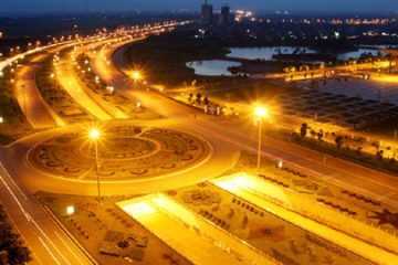 Định hướng phát triển chiếu sáng Đô Thị Việt Nam đến 2025