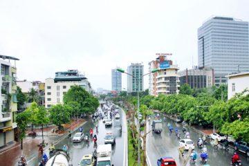 Xây dựng hệ thống chiếu sáng đô thị đảm bảo văn minh hiện đại