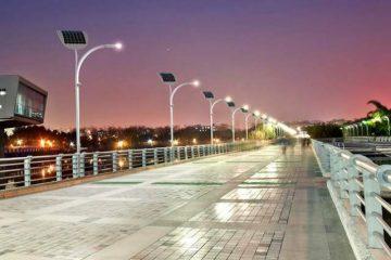 Giải pháp sử dụng tiết kiệm năng lượng cho đèn đường