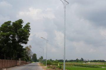 Cột đèn cao áp HN-04 và những tiêu chuẩn kỹ thuật