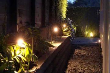 Những bước tự lắp đặt đèn trang trí sân vườn ngay tại nhà