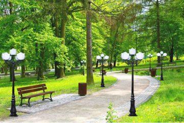 Đèn trang trí sân vườn giá rẻ – HNLICO Thiết bị chiếu sáng sân vườn