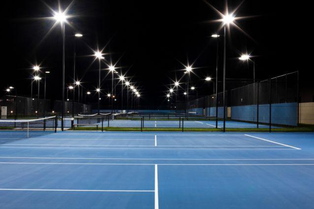 đèn led 100W siêu sáng