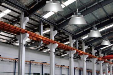 Chiếu sáng cho nhà xưởng bằng đèn led – giải pháp hiệu quả