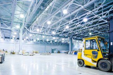 Những lý do nên sử dụng đèn led nhà xưởng 100W